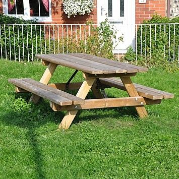Junior Picnic Table RPF Casas Ideas Pinterest Picnic - Playground picnic table