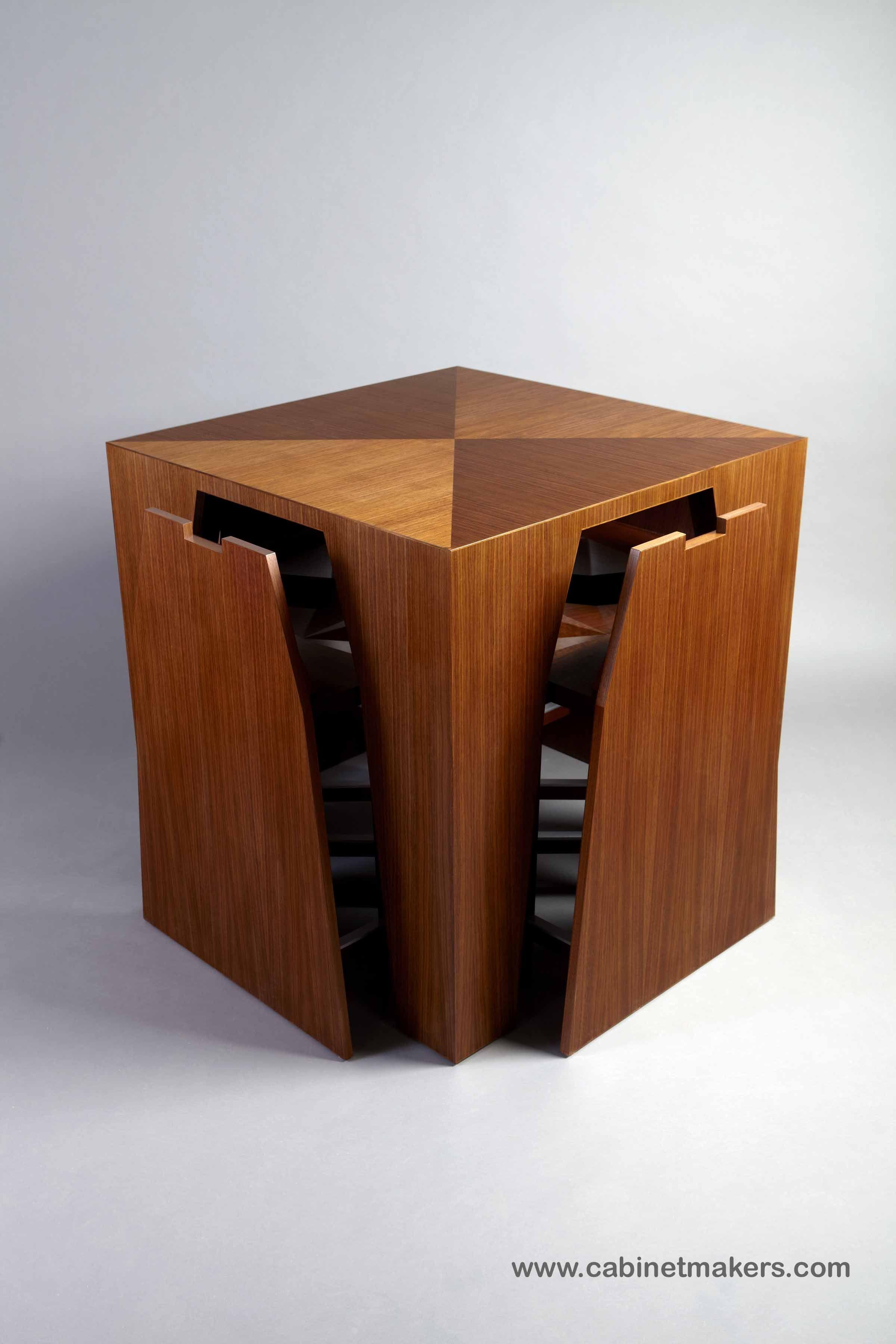 The Cube Designed By Paul Reidt For Kr H S Hidden Kitchen Series