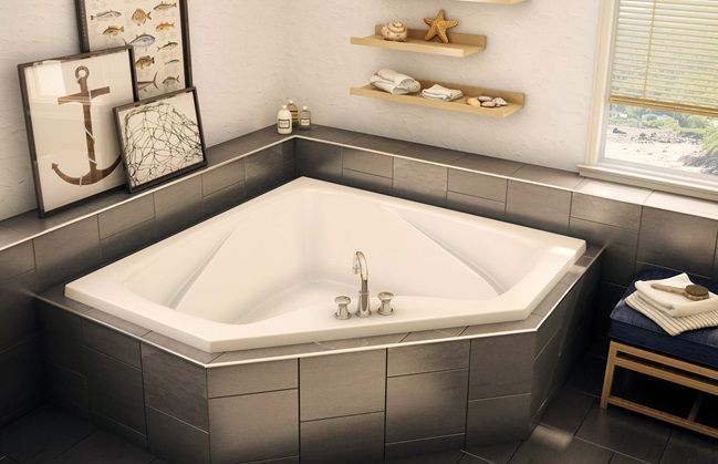 Drop In Jetted Tub