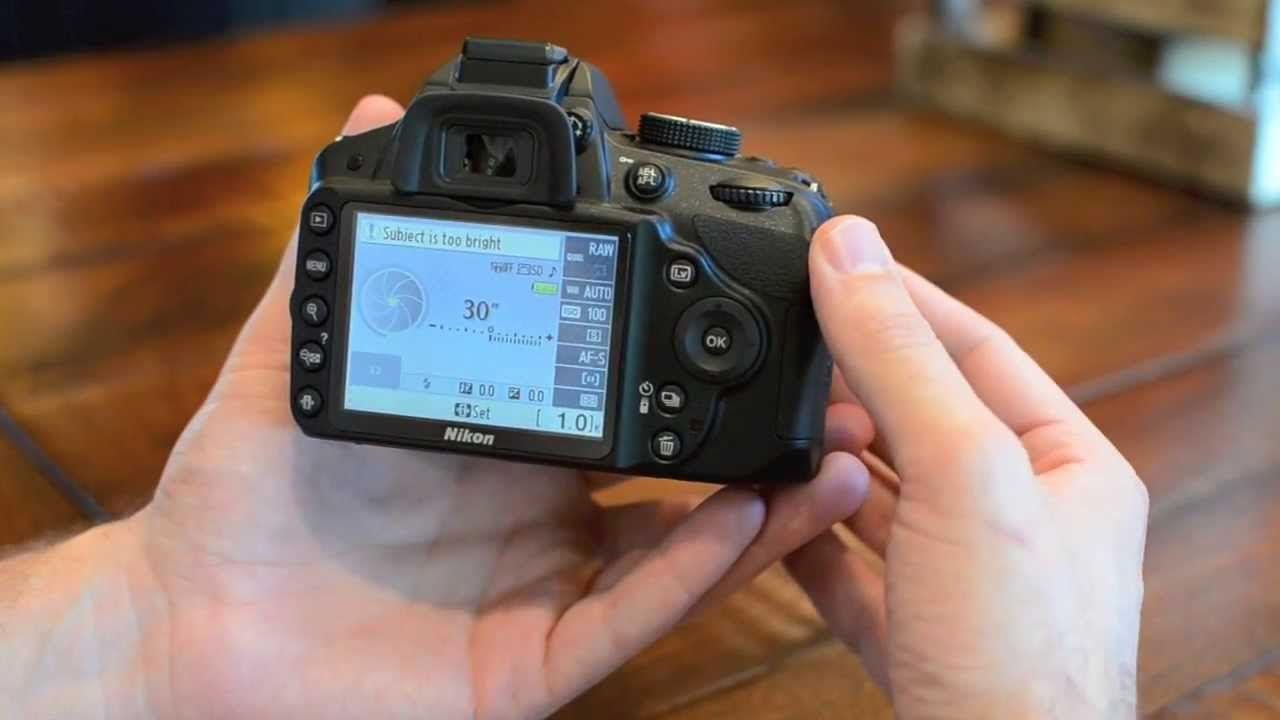 Nikon d3200 tips how to use shutter priority adjust the shutter nikon d3200 tips how to use shutter priority adjust the shutter speed youtube baditri Images