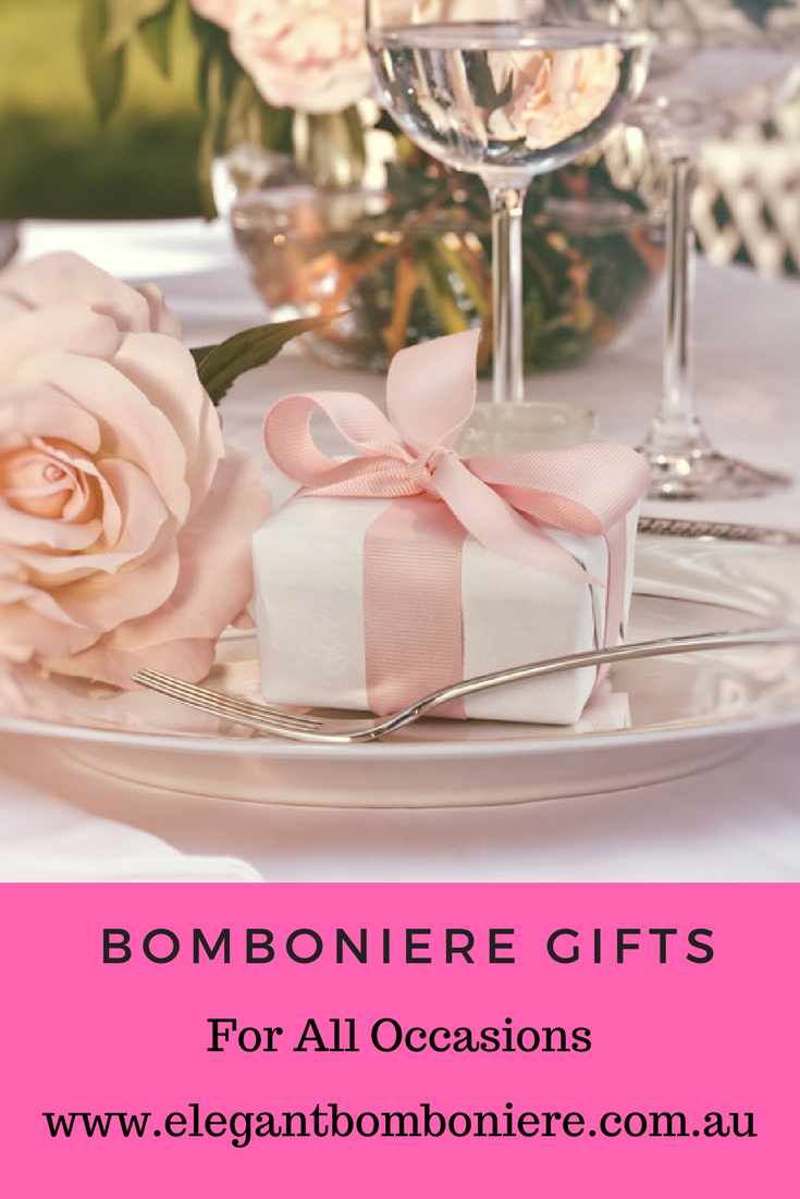 Elegant favours / Bomboniere for every occasion. Come visit our ...