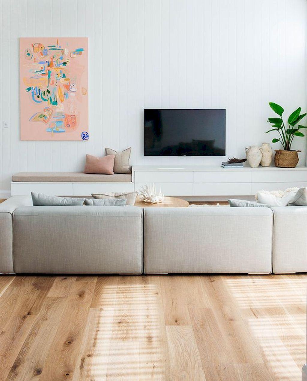 Amazing Inspiring Light Wood Flooring Ideas Top Ideas Of Bright Tone Wooden Floor For Maximum I Apartment Living Room Living Room Tv Wall Trendy Living Rooms