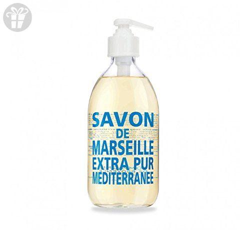 Compagnie De Provence Mediteranean Sea Liquid Marseille Soap 16 9
