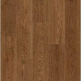 Swiftlock 4 1 2 Quot W X 54 3 8 Quot L Ginger Oak Laminate Flooring