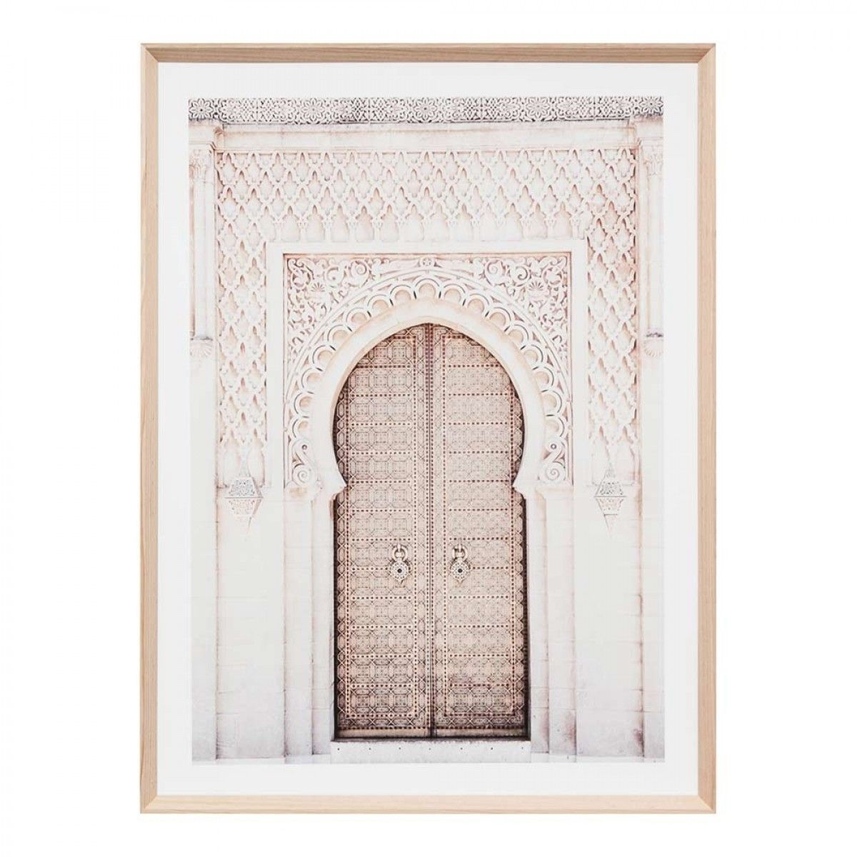 Moroccan door xcm prints u wall hangings homewares