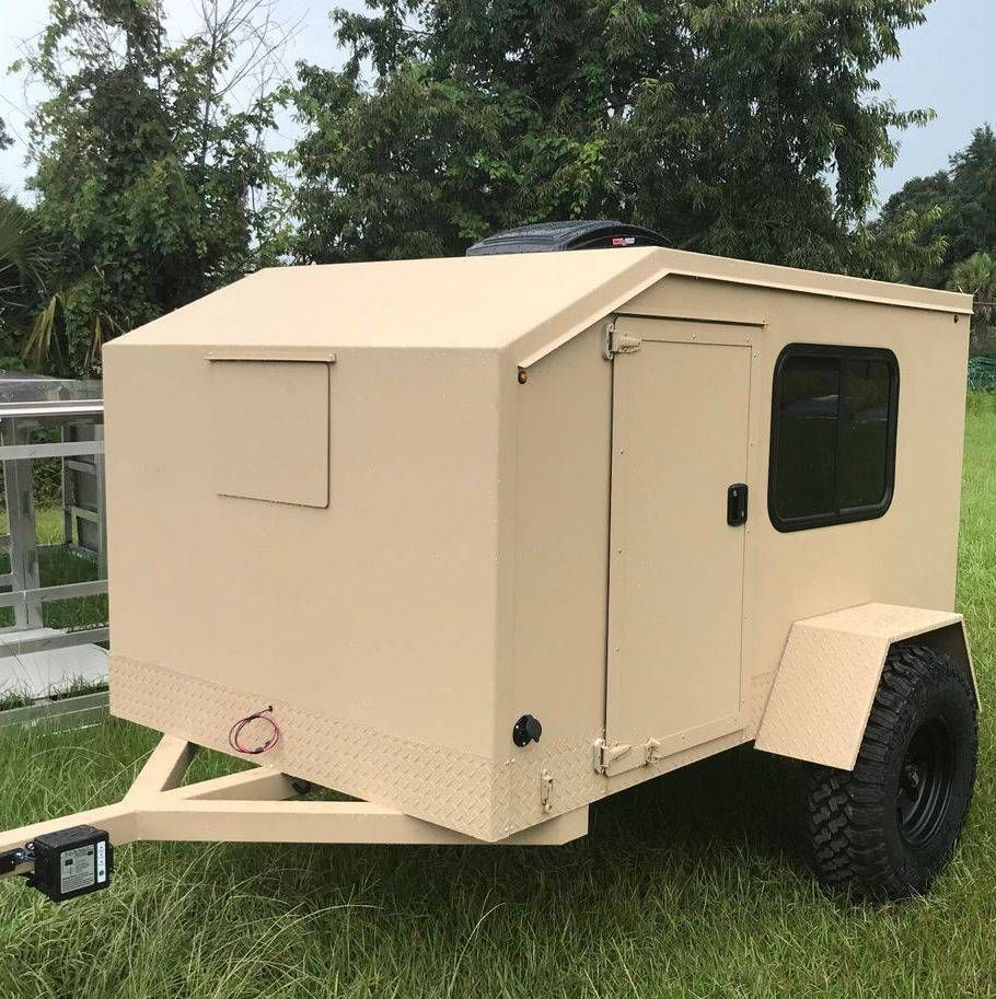 Wee Roll Mini Campers Small Travel Trailers Affordable Campers