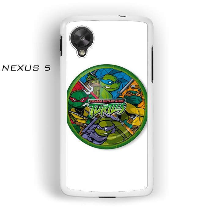 TURTLES for Nexus 4/Nexus 5 phonecases