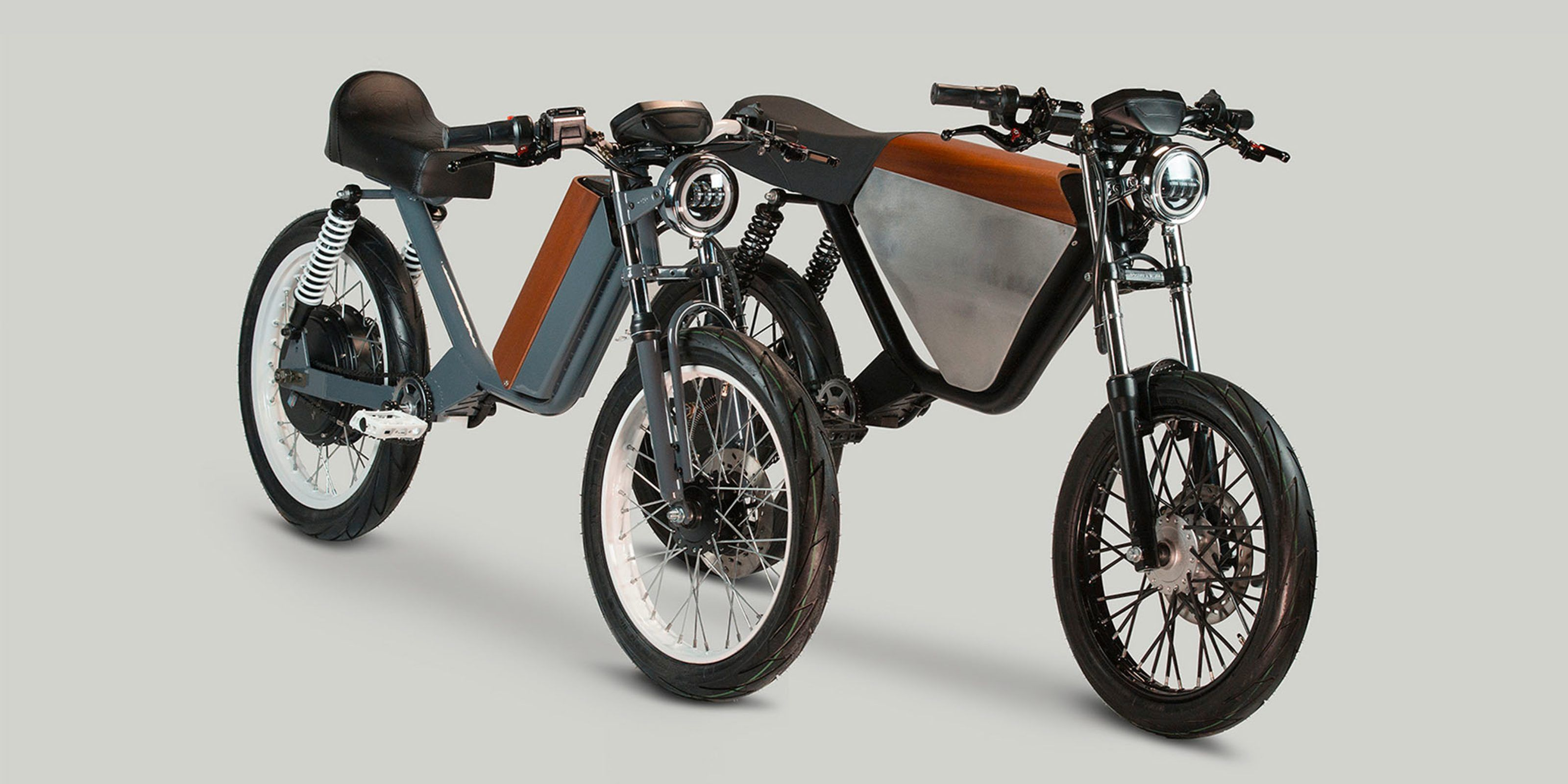 The 2299 Electric Bicycle That Goes Up To 60 Mph By