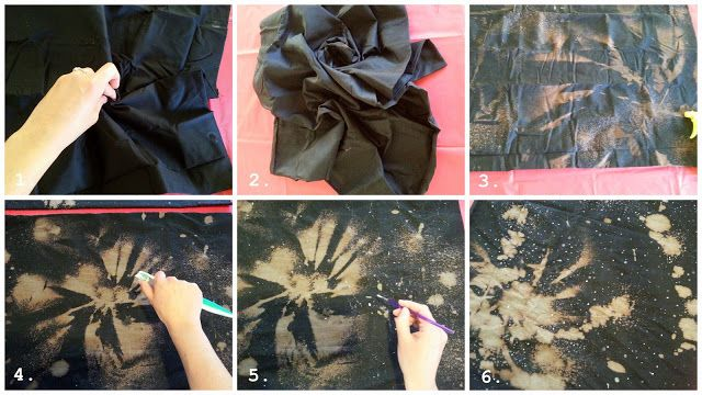 The Elephant of Surprise: DIY Galaxy Pillowcases--and Links to MORE Out-of-This-World Projects