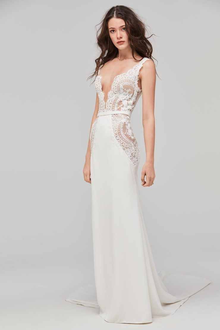 """Willowby by Watters Fall 2017 """"Metamorphosis"""" bridal collection Lief ..."""
