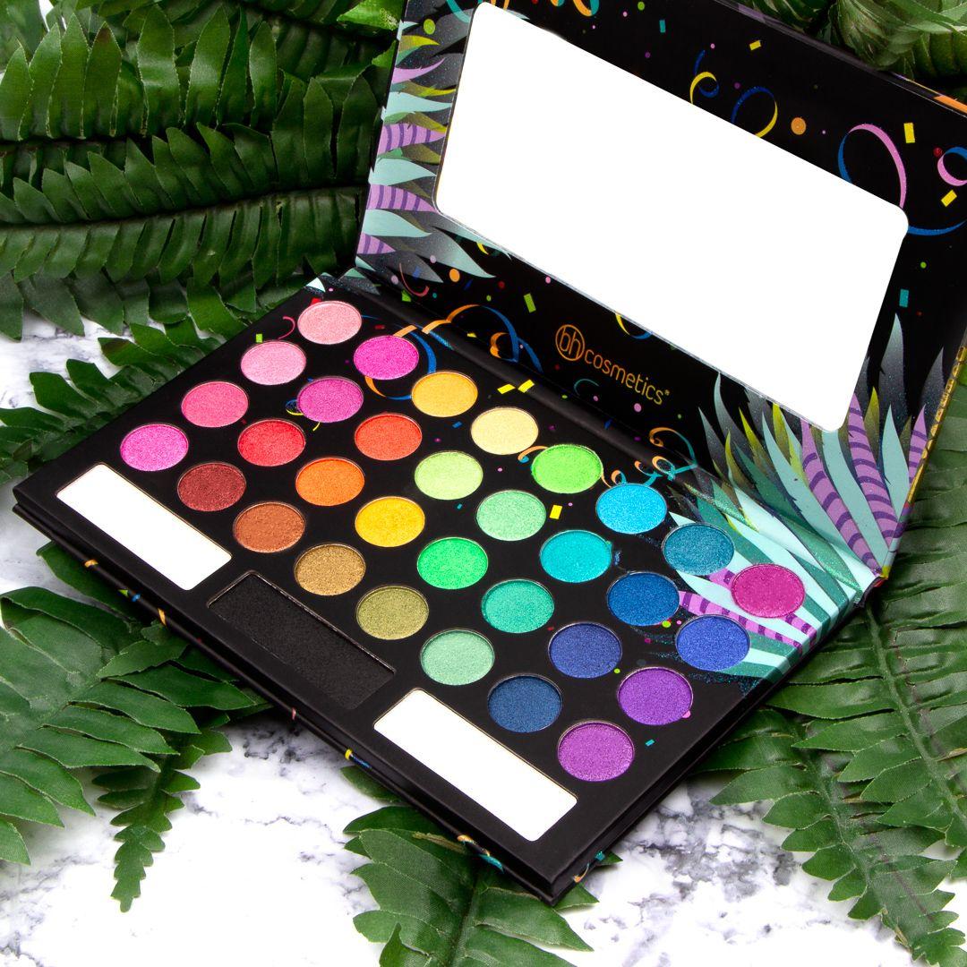 eb4370e3a66 Take Me Back To Brazil: Rio Edition - 35 Color Shadow Palette   BH Cosmetics