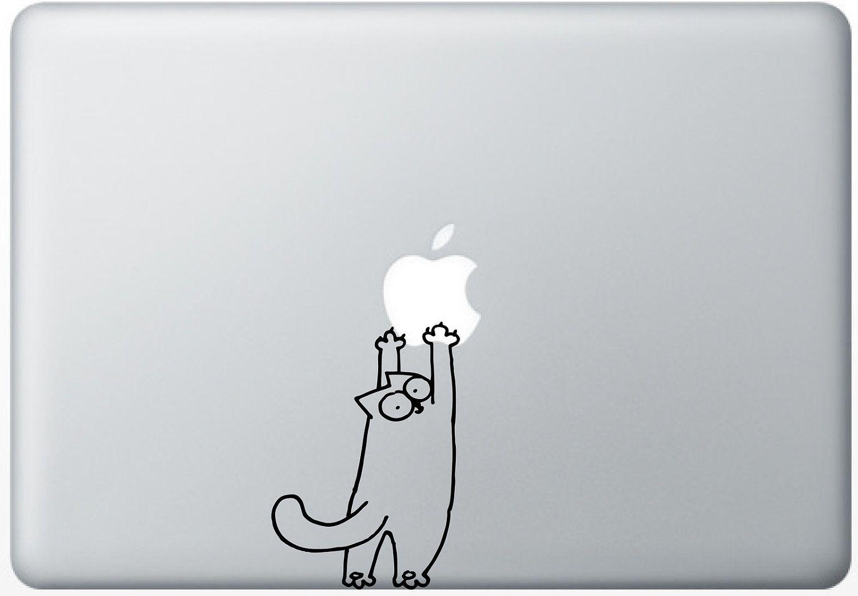 Simons Cat Apple Mac