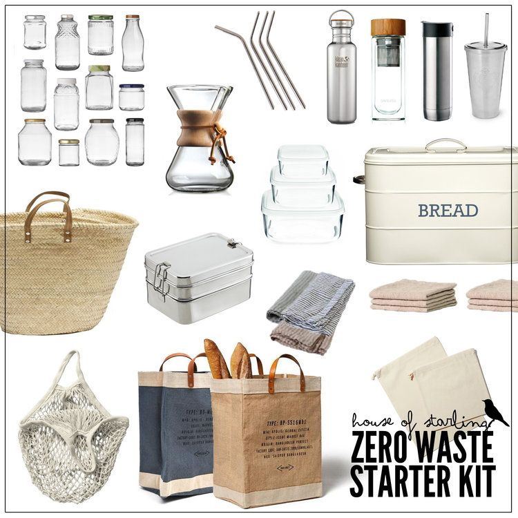 The first steps to living a zero waste lifestyle — house of starling