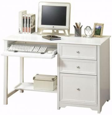 Oxford Computer Desk With Shelf Computer Desks Home Office Furniture Furn Desk Shelves Computer Desk With Shelves Small Computer Desk