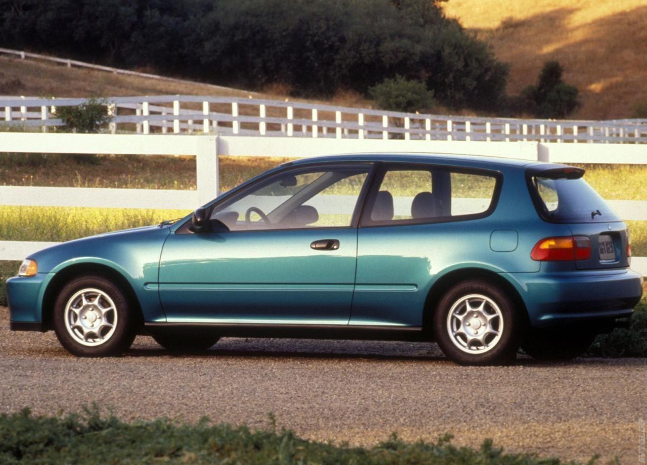 7 best Honda Civic Hatchbacks images on Pinterest  Hatchbacks