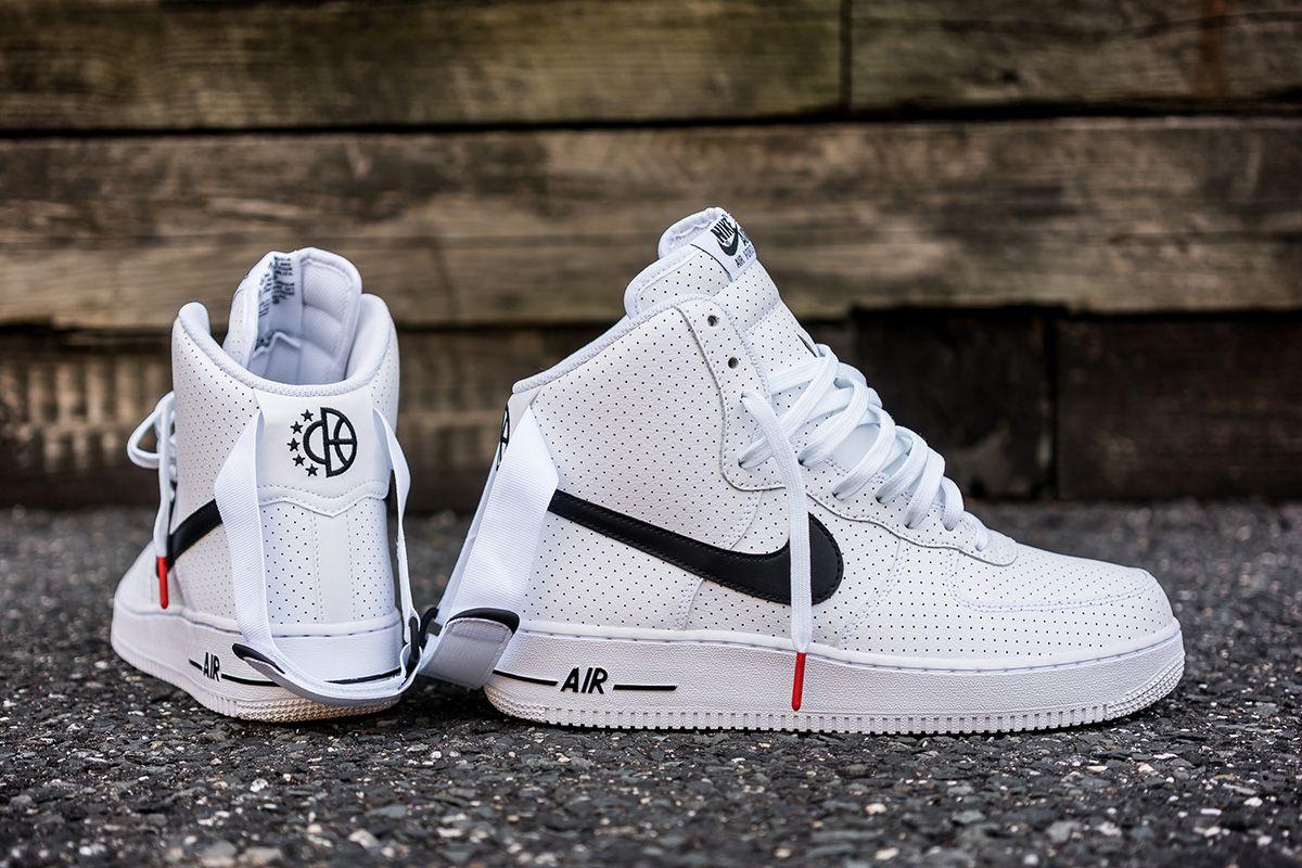 Nike Air Force 1 High Perf WhiteBlack | Sportschuhe, Schuhe