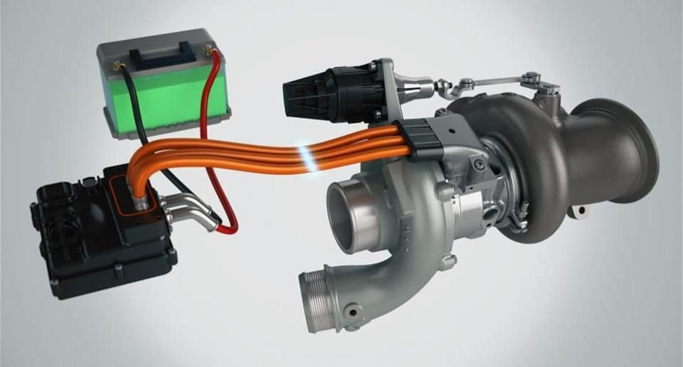 Garrett To Begin Manufacture Of Electric Assist Turbochargers In 2021 Fuel Efficient Turbocharger Turbo