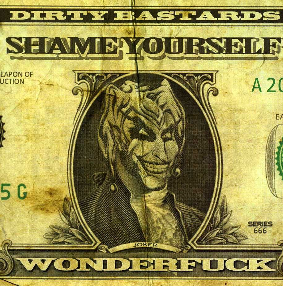 Shame Yourself - Wonderfuck