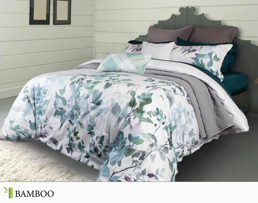 Lakebreeze Duvet Cover Qe Home In 2020 Bedding Collections