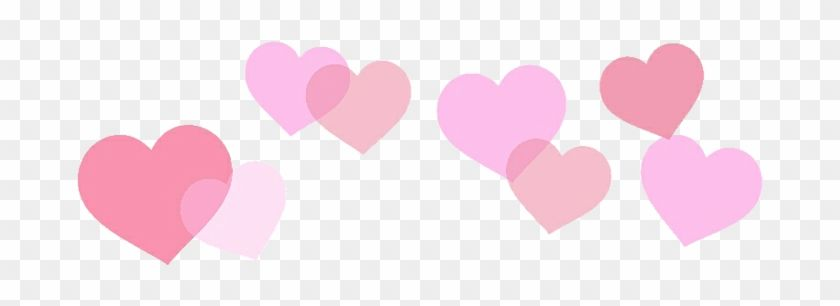 Aesthetic Transparent Hearts Png Overlays Transparent Heart Illustration Purple Aesthetic