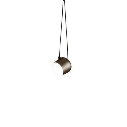 Aim modern hanging light fixtures by bouroullec brothers