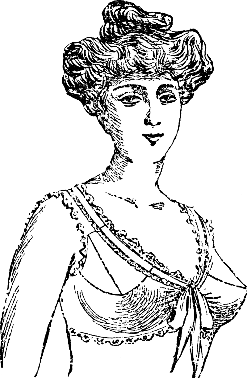LeNouveauSoutienGorge1906 - History of brassieres - Wikipedia 2b3c98783