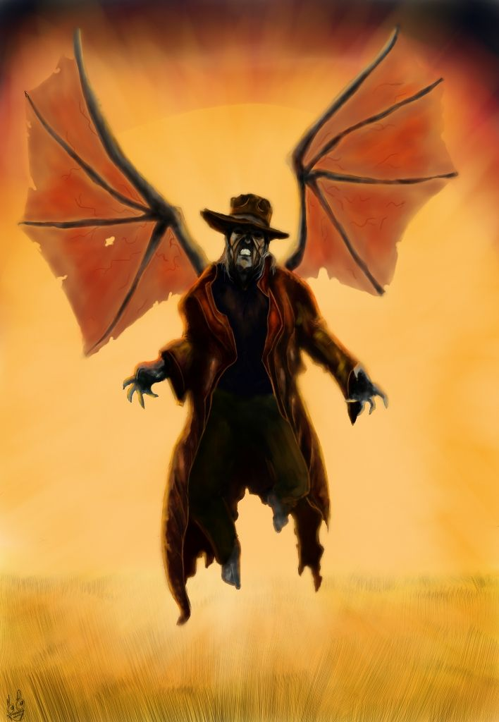 I honestly love the Jeepers Creepers movies  I hope they do come out