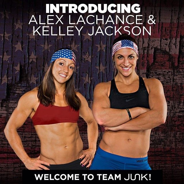 9d3bf9de1038 Kelley Jackson   Alex Lachance  americanflag  crossfit  athletes  headbands   JUNKbrands
