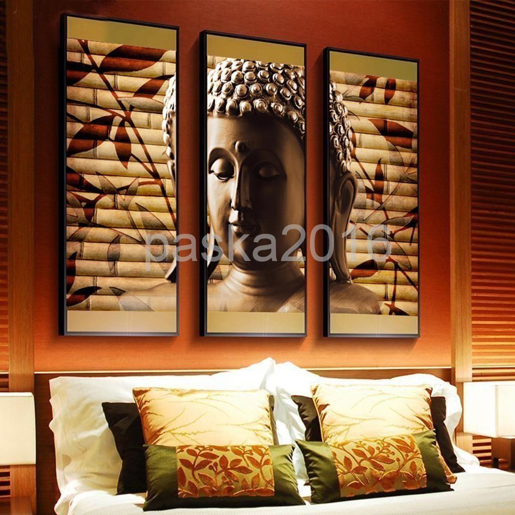 Modern canvas wall art oil print painting no framed home decor