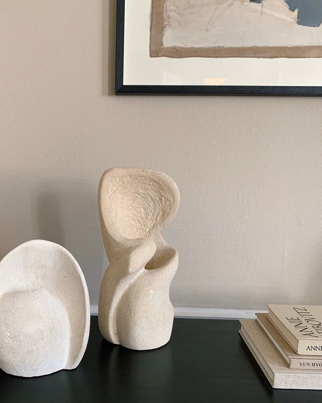 "Ruby Atelier — Copenhagen on Instagram: ""(SOLD ❌)   Limestone lamps, France •  #rubyatelier #homedecor #midcenturymodern #interior #minimaldecor #scandinaviandesign #decor #art…"""