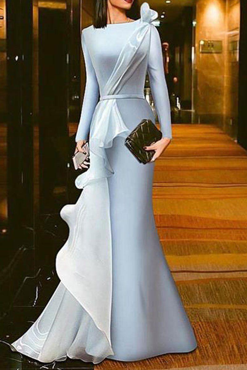 Abendkleider Hochzeit Nähen in 2020 | Abendkleider ...