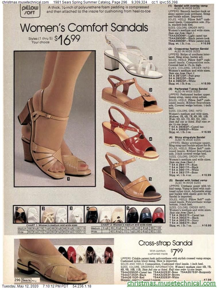 Pin On Vintage Catalog Shoes