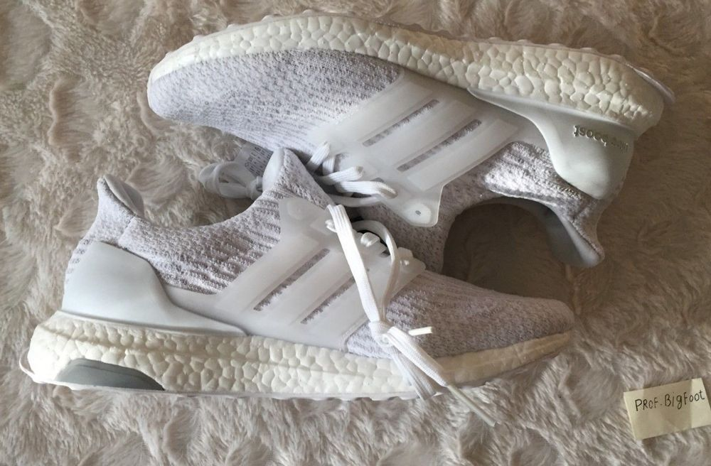 9553c0950 adidas Ultra Boost 3.0 W Triple White Crystal BA7686 us 9  fashion   clothing  shoes  accessories  womensshoes  athleticshoes (ebay link)