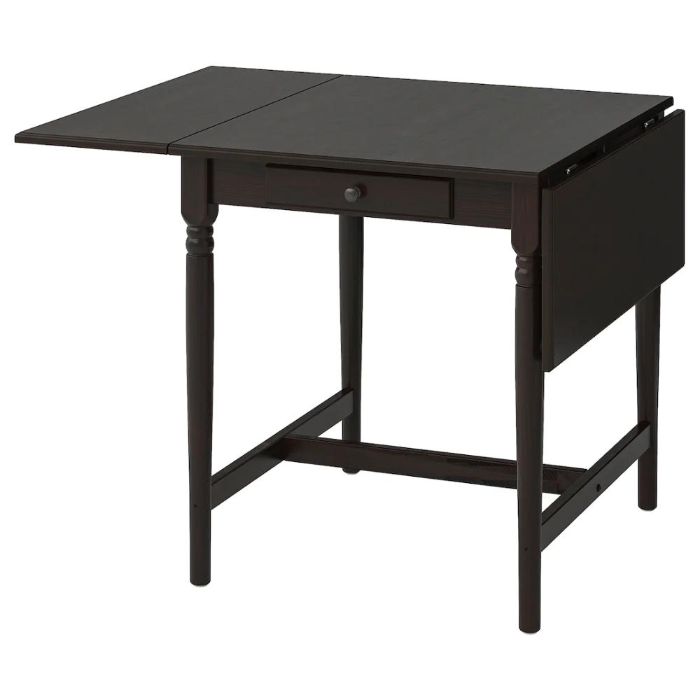 Ikea Ingatorp Drop Leaf Table En 2020 Salle A Manger Ikea Design Traditionnel Et Ikea