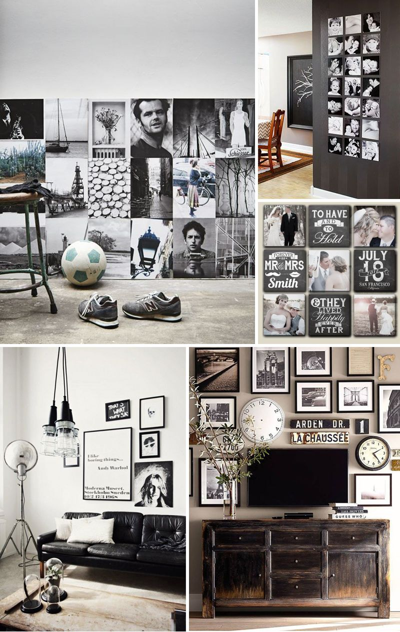 fotocollage | interior & home decoration in 2019 ...