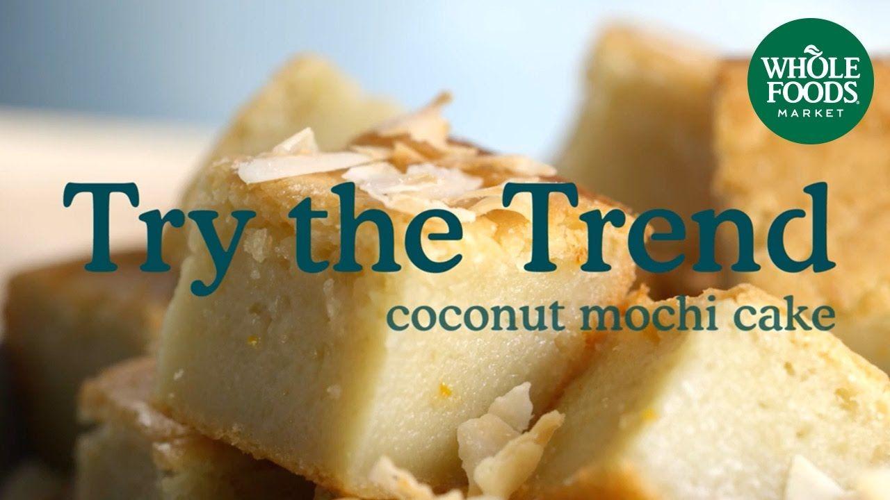 Coconut mochi cake food trends whole foods market