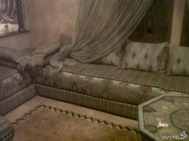 salon marocain \