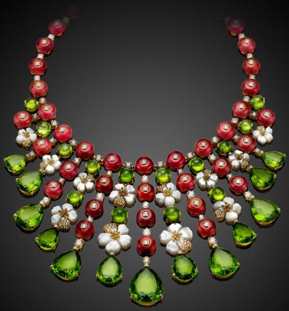 bulgari diva high jewellery collection adorn london 1
