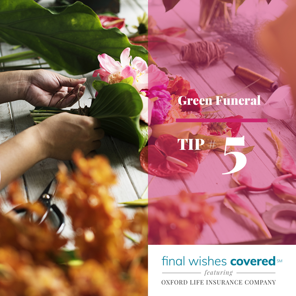 Green Funeral Tip 5 Suggest Local Organic Florists For Anyone Who