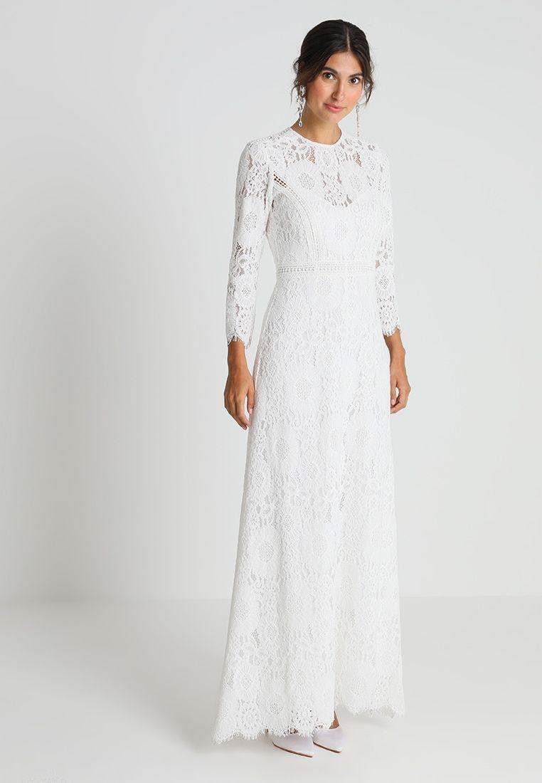 d4c07640c411 IVY & OAK BRIDAL LONG DRESS - Gallakjole - snow white - Zalando.dk