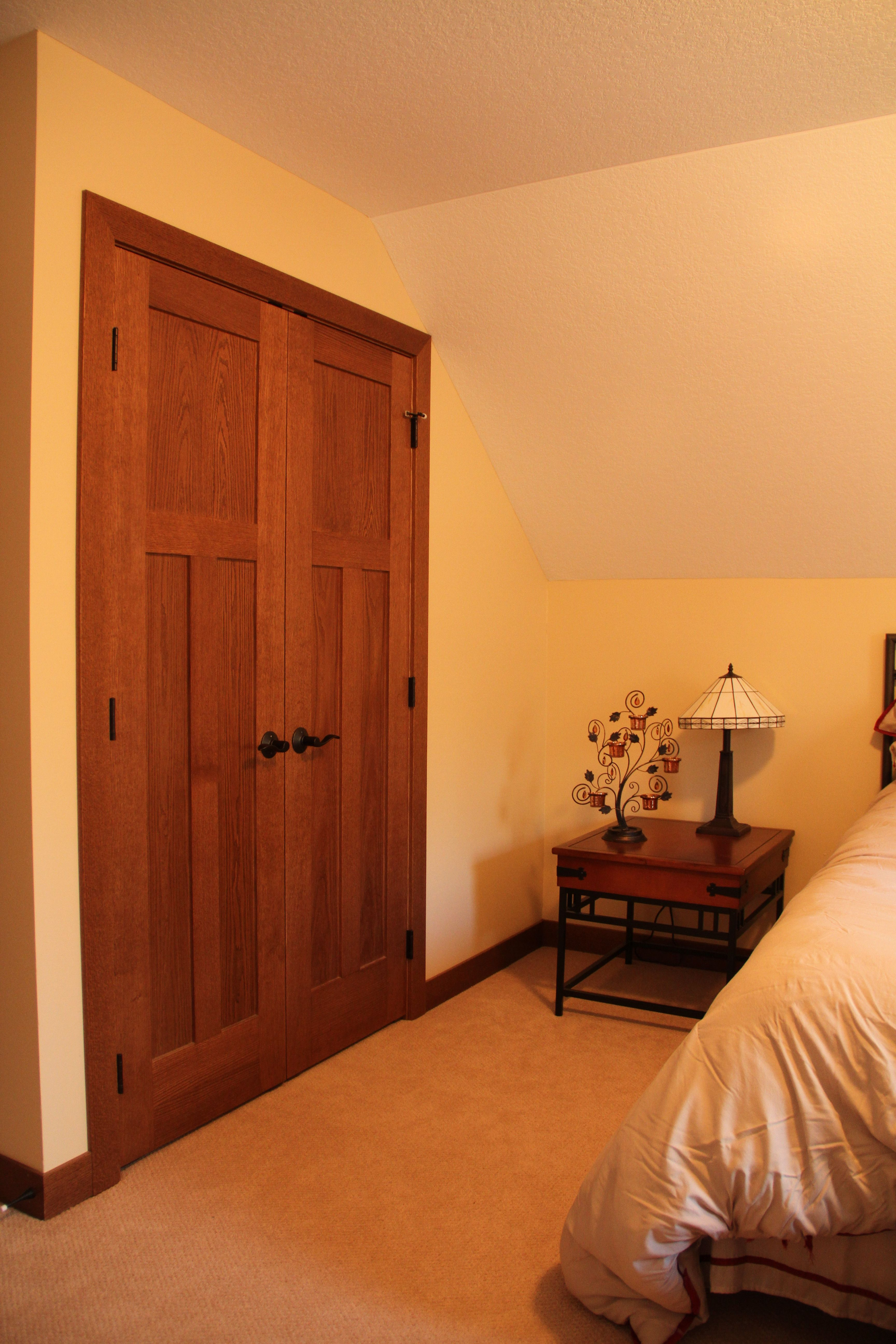 Interior Doors | In The Past, This Closet Would Have Received Standard  Issue Bi