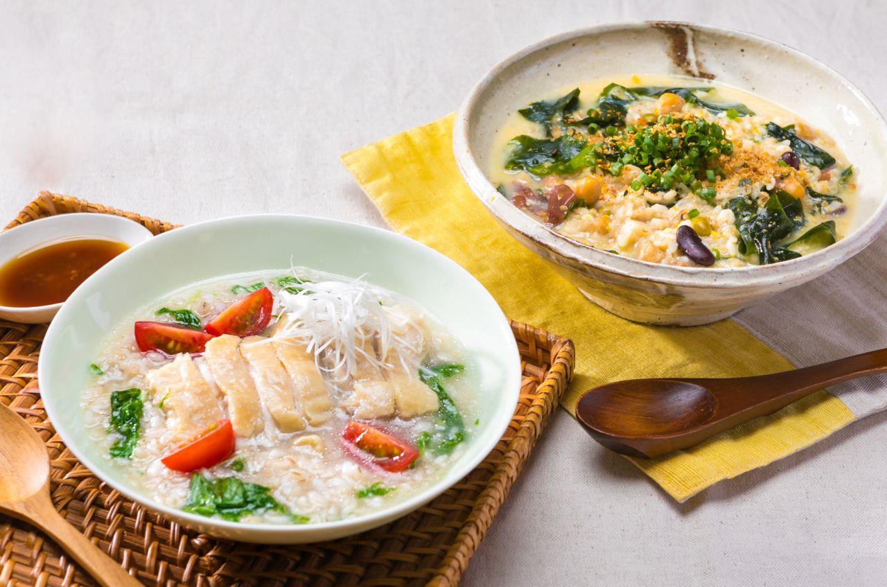 ダイエットや美肌に…料理研究家が考案!簡単おいしい「もち麦レシピ」 | 美的.com ヘルス 健康 食 レシピ 美的 美肌