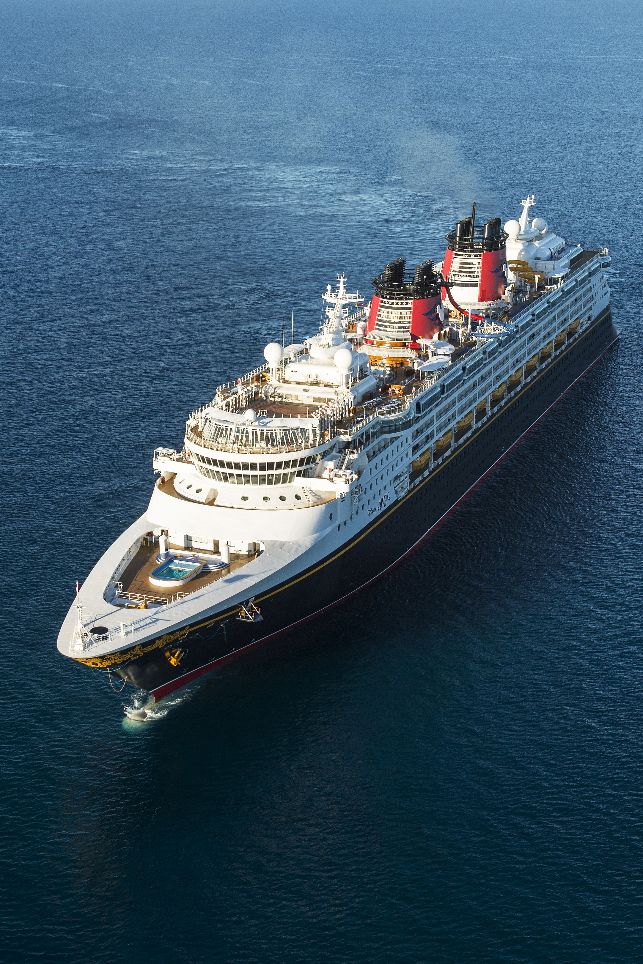 5night Western Europe cruise on the DisneyMagic depart