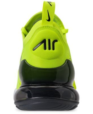 finest selection bd0a6 0fcf9 Nike Men's Air Max 270 Casual Sneakers from Finish Line ...