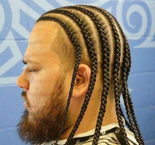 Men S Cornrows For Thin Hair