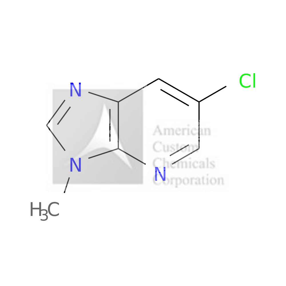 6-CHLORO-3-METHYL-3H-IMIDAZO[4,5-B]PYRIDINE is now  available at ACC Corporation