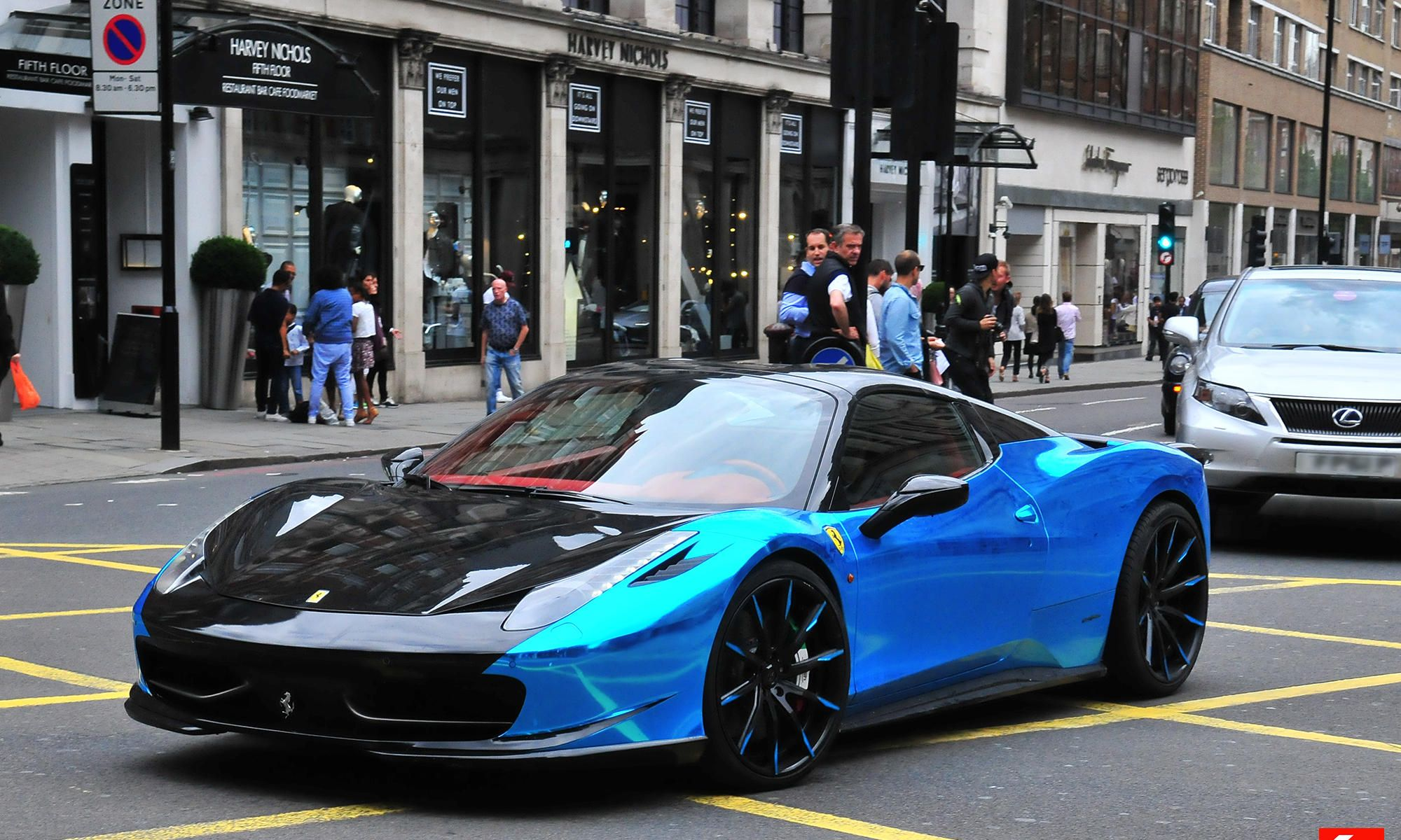 Lexani Wheels The Leader In Custom Luxury Wheels Ferrari Spider