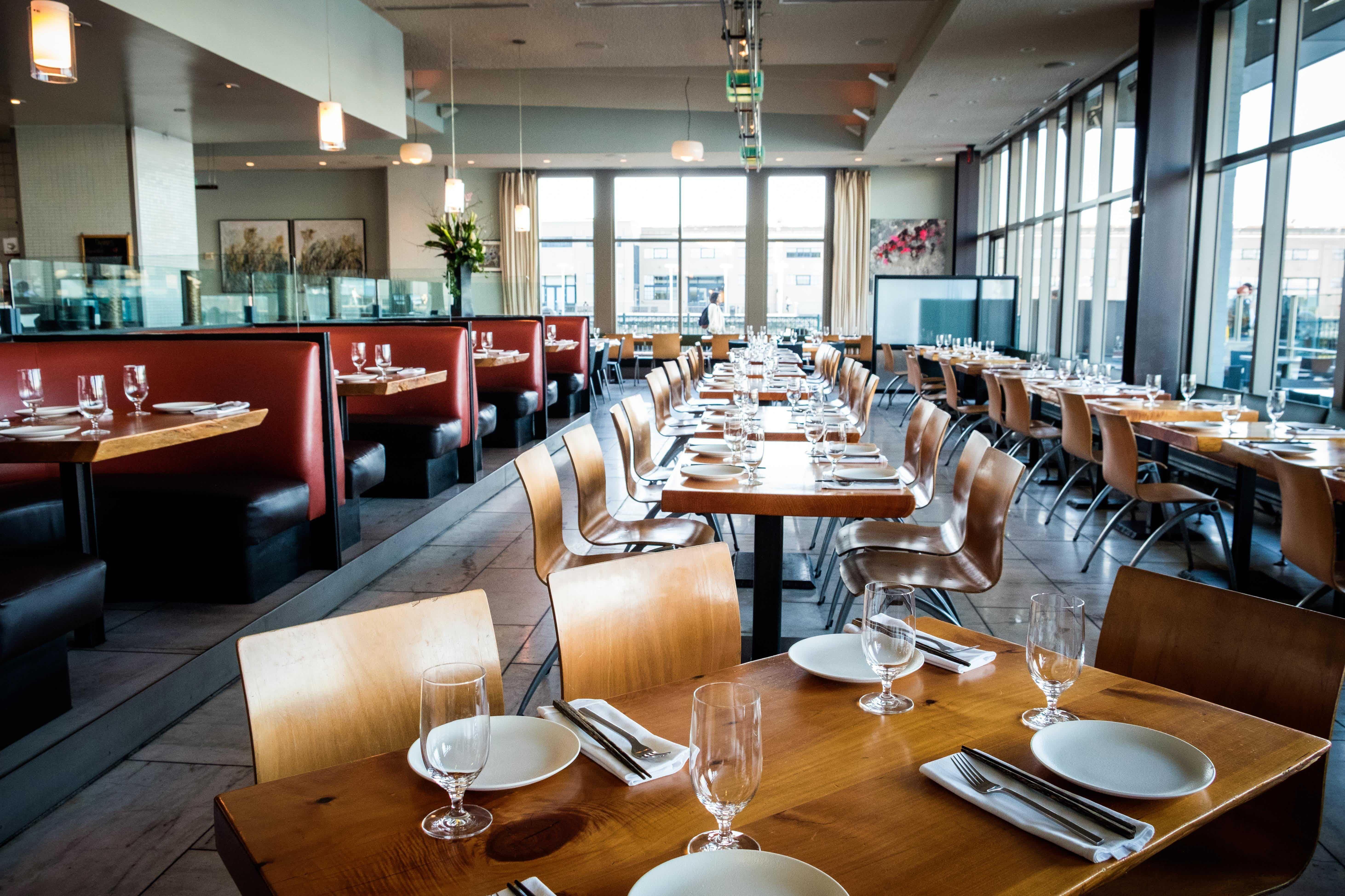 Best Restaurants Around The Embarcadero Top Bay Area Travel Ideas Menu