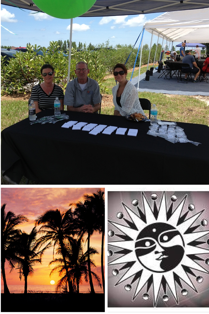 CEA Marketing at one of our home buyer events!  Left to Right (Jennifer, Dave and Natasha)  Meet the team: http://www.ceamarketing.com/about-us/our-team/