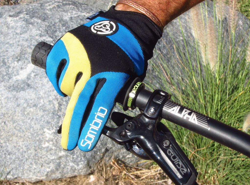 Sombrio Prodigy Gloves Review Gloves Bike